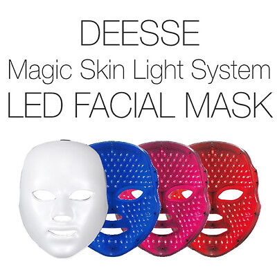 DEESSE LED MASK SBT-MLLT Skin Care Device 3Mode For Anti-aging Wrinkle Acne Care