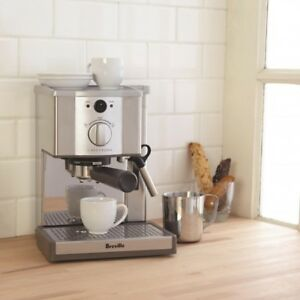 Machine à Espresso Breville Café Roma - servi 5 fois