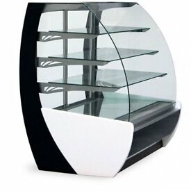 Cake/Patisserie Display - Chilled Counter Display - Igloo Kameleo 140W