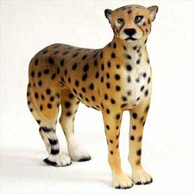 Cheetah Standard Figurine