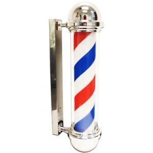 Greenlife Etobicoke LED Blue Red Rotating Barber Shop Pole $ 150