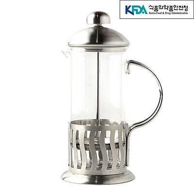 350 ml Coffee Greentea Maker French Press Coffee Plunger New Cafe Korea ige