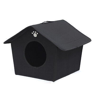 Portable Light Soft Warm Cloth Pet Dog Cat Bed Kennel Doggy Cushion House Supply