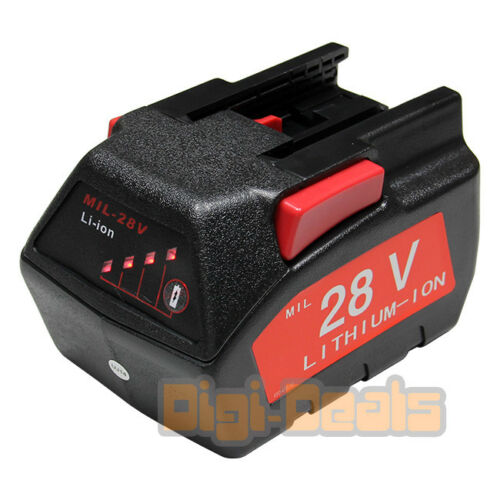 Replacement Power Tool Battery Milwaukee 28V M28 V28 48-11-2
