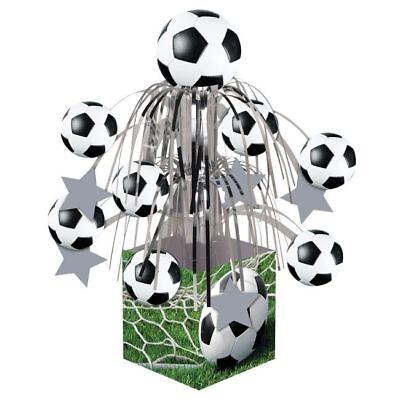 Sports Fanatic Soccer Mini Cascade Centerpiece Birthday Party Decorations