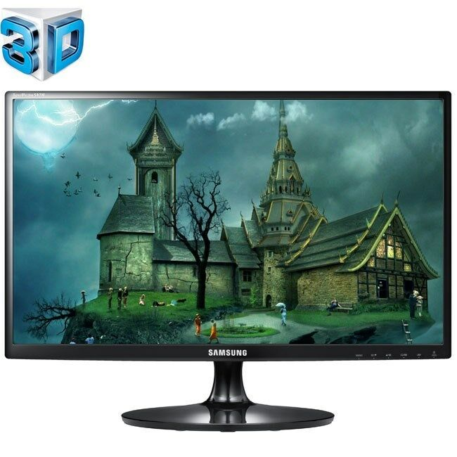 Samsung S23A700D 23in 3D Widescreen LED LCD Monitor