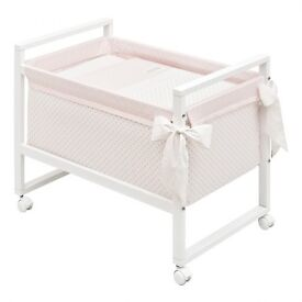Brand New Cambrass Cradle Star First Bed