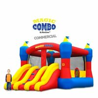Shimmy & Wiggles Inflatables - Family rental business