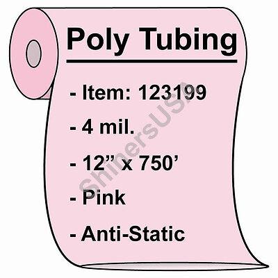 Antistatic Poly Tubing 12