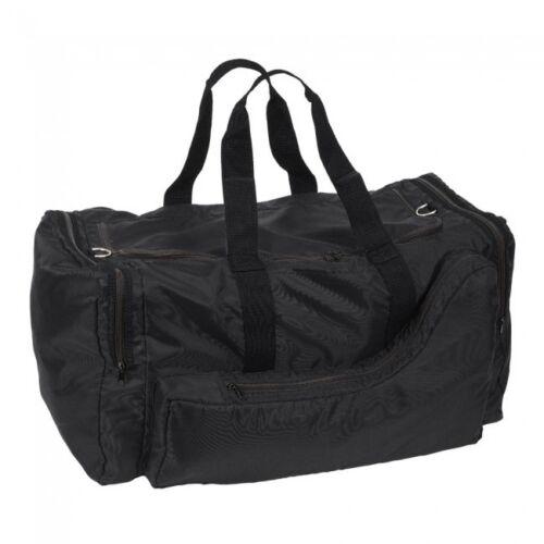 Tough-1 English Carry-All  Bag - Black - NEW