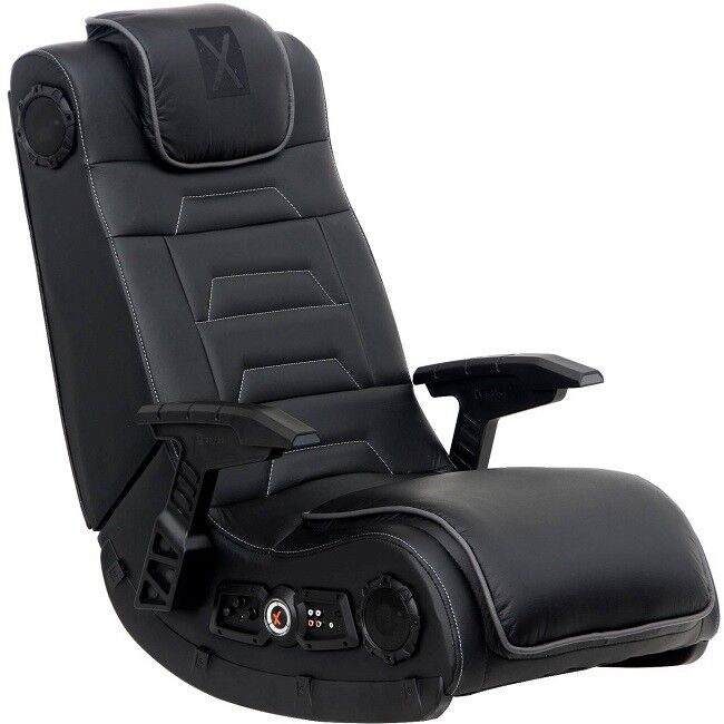 Video Game Chair Floor Gaming Chairs For Kids Adults Black W