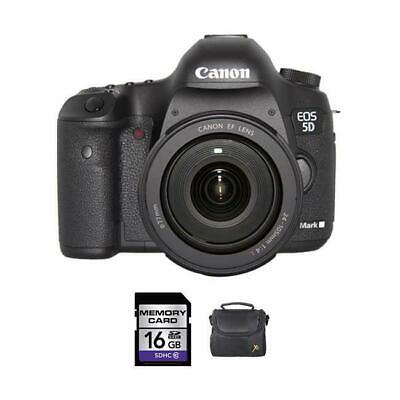 Canon EOS 5D Mark III 22.3 MP Full Frame CMOS with 24-105 Le