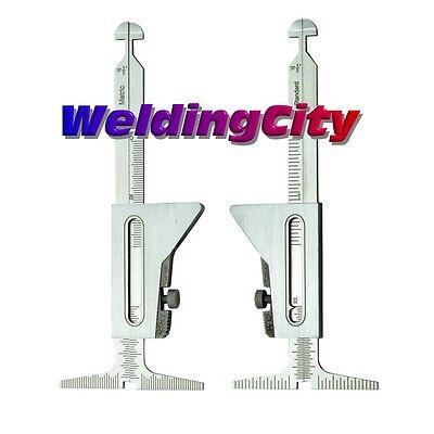 Weldingcity Hi-lo Welding Gauge Multi-function Inmm H6 Us Seller Hg006