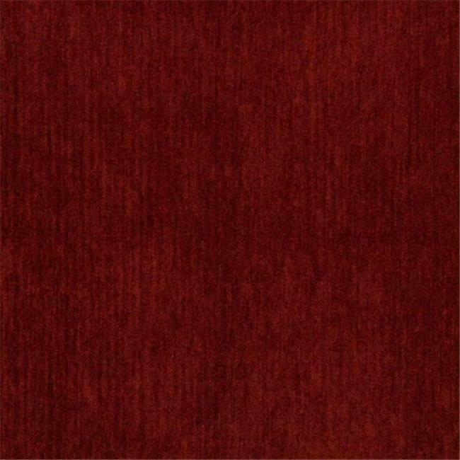 Designer Fabrics E474 54 in. Wide Burnt Red Chenille Commercial Residential A...