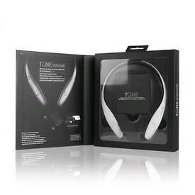 LG In the ear Bluetooth headphones
