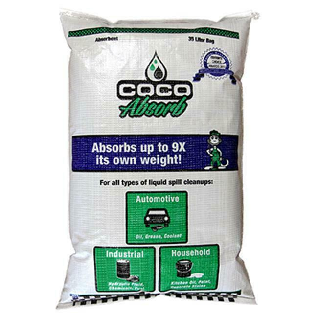 Coco Products CCA-35LT-GBAG-C 35 Liter Coco Absorb