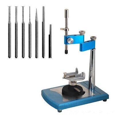 Dental Lab Equipment Parallel Surveyor Visualizer Spindle Device 7 Spindles
