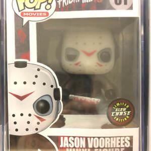 Jason Voorhees glow in the dark Funko pop