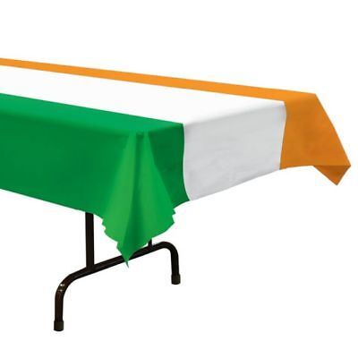 St Patrick's Day Irish Plastic Banquet Tablecover St Patricks Day Party Supplies