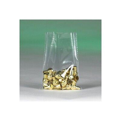 Flat 2 Mil Poly Bags, 2
