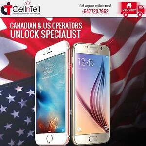 Mobile Repair & Unlocking Specialist- iPhone, Samsung, All Canadian and US Operators