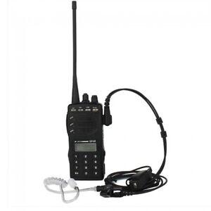 Security FBI Earpiece Headset For Motorola Radio's (10pcs)