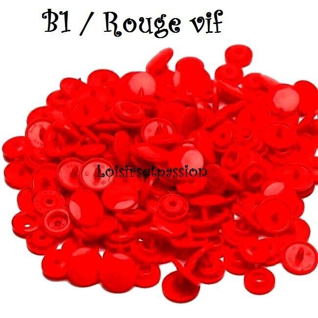 Couleur B1 / ROUGE VIF