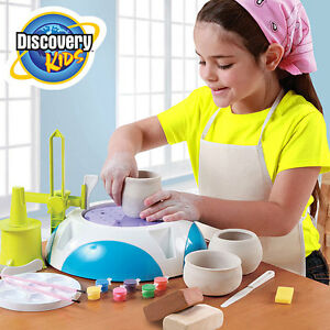 Discovery Kids Clay Pottery Wheel