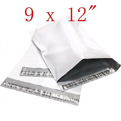 25 Pcs 9 X 12 Poly Mailers Shipping Envelopes Plastic Sealing Bags 2.35 Mil
