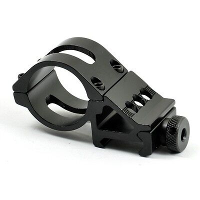 Tactical Offset Flashlight 30mm Diameter Mount