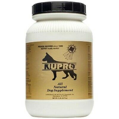NUPRO Original GOLD All Natural Supplement for Dogs Formula