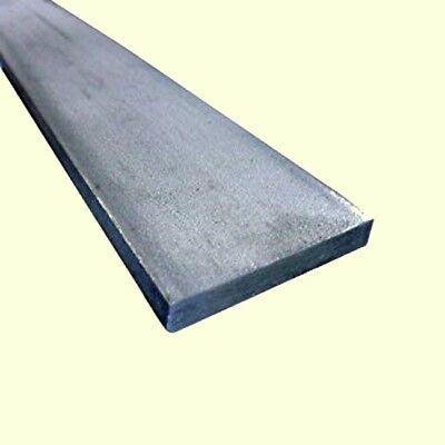 Stainless Steel Flat Bar Stock 14 X 1-12 X 6 Ft Rectangular 304 Mill Finish