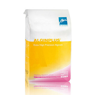 Alginato Major AlginPlus cromatico materiale impronta dentale dental impression