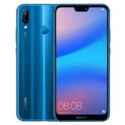 "HUAWEI P20 LITE BLUE BLU 5,8"" 4GB RAM 64GB ROM GARANZIA ITALIA BRAND"