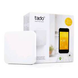 Tado smart thermostat and wireless link Brand new