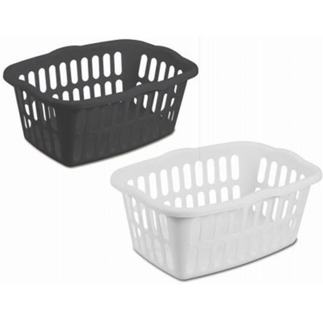 Sterilite 12459412 24 in. Rectangular Laundry Baskets