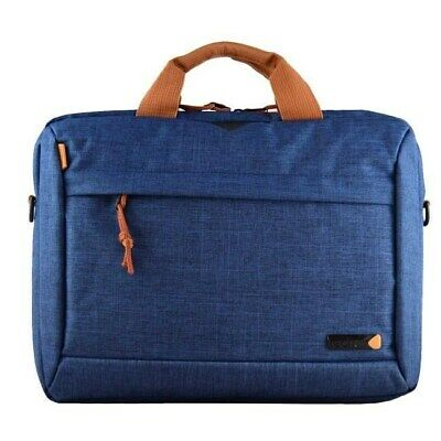 Techair Shoulder Laptop Bag (Blue) for Laptops (12 - 14.1 inch)