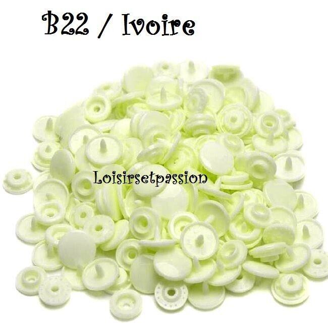 Couleur B22 / IVOIRE