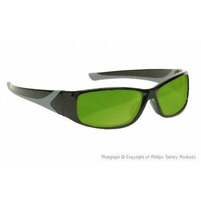 D680 Uv Excimer Diode Ingaas - Laser Safety Glasses - Phillips Safety Frame