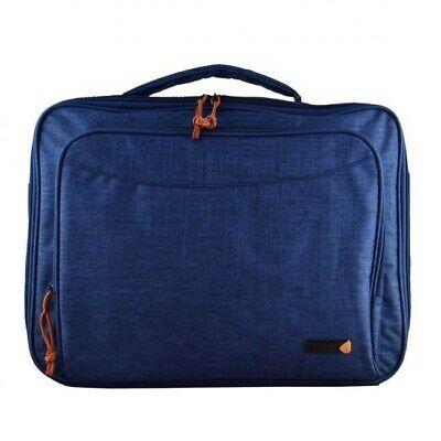 Techair Classic Laptop Bag (Blue) for Laptops (14 - 15.6 inch)