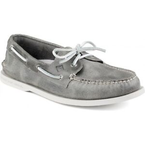 NIB Sperry Boat Shoe Grey Gray US 8 aldo moccasin sandals boots