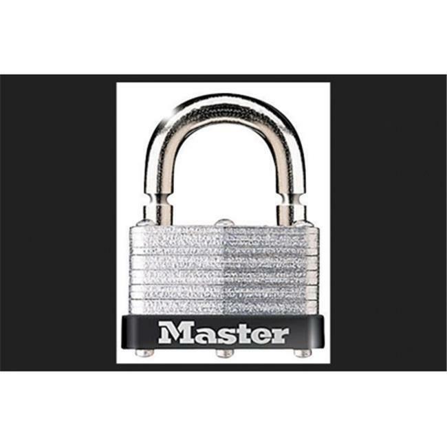 Master Lock 470-500KABRK-197 Breakaway Shackle Padlock Keyed Alike