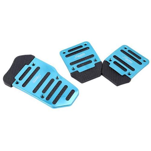 Brake Foot Rest Pedal Rover Discovery Pad Cover Accelerator Treadle BL3