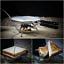 ridgemonkey-NUEVO-INTENSO-Sandwich-Tostador-Plata-amp-Negro-AMBOS-Tallas-Libre