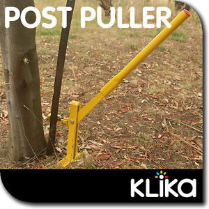 NEW STAR PICKET REMOVER PULLER FENCE POST LIFTER FENCING STEEL POLE TOOL