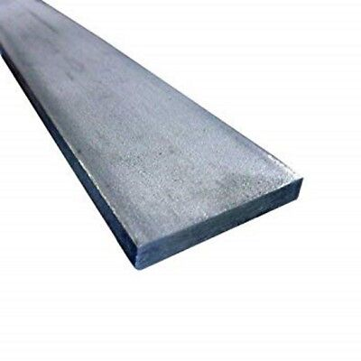 Stainless Steel Flat Bar Stock 18 X 1-12 X 6 Ft Rectangular 304 Mill Finish