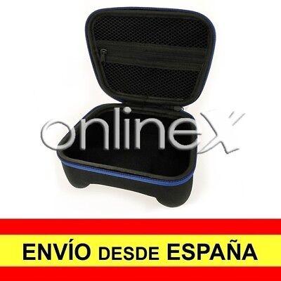 Funda Viaje Maletin Semirigido para Mando Pro de NINTENDO SWITCH, Negro a3166, usado segunda mano  Embacar hacia Argentina