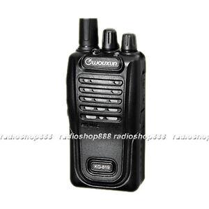 Wouxun-KG-819-VHF-136-174-Mhz-radio-FREE-Earpiece