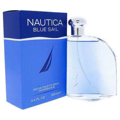 Blue Sail by Nautica for Men - 3.4 oz EDT Spray