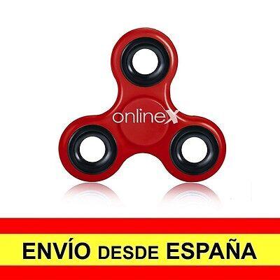 Peonza Dedos SPINNER Fidget Juguete Entretenimiento Antiestres Nuevo a2722